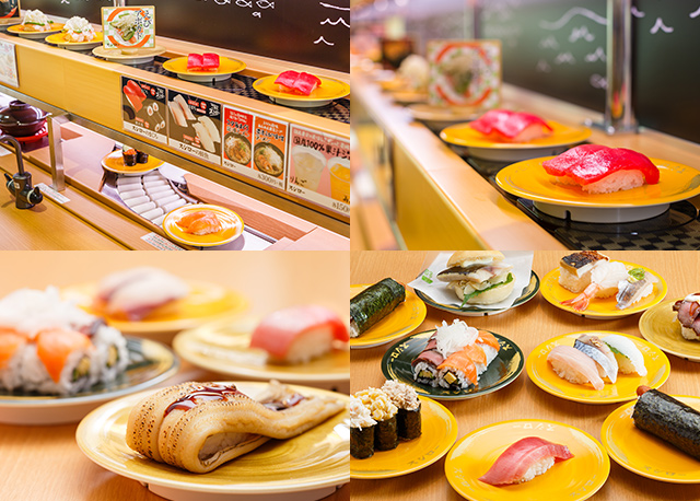Image result for sushi ro